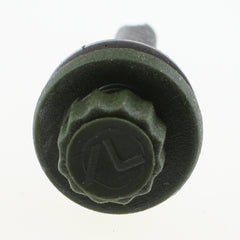 Olive Green Molded Head Fixing