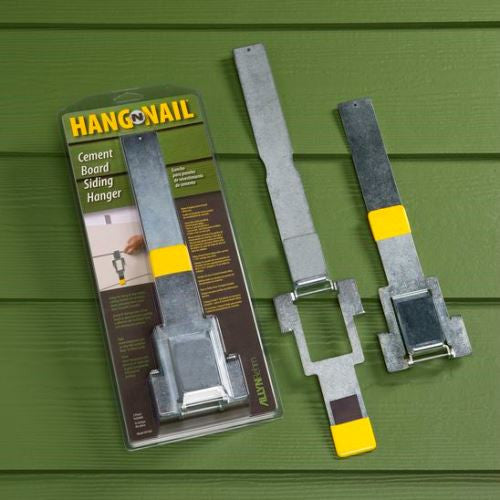 Weatherboard and Hardiplank hanging tool