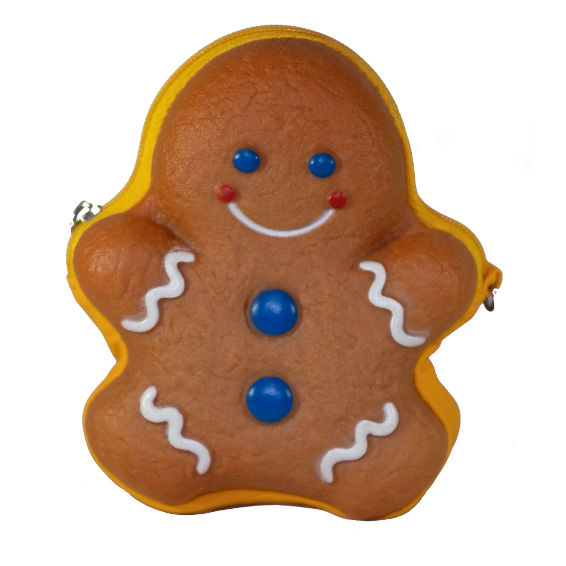 Scented Ginger Bread Man Coin Purse