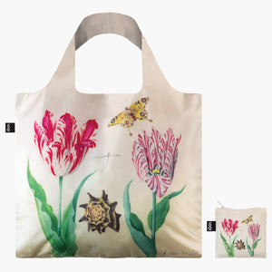 Tote Bag - JACOB MARREL Two Tulips & Irma Boom DNA 03