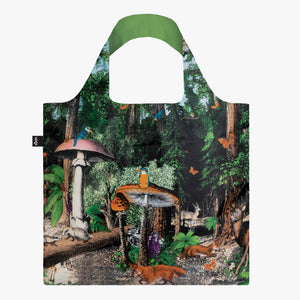 Tote Bag - KRISTJANA S WILLIAMS INTERIORS Black Forest