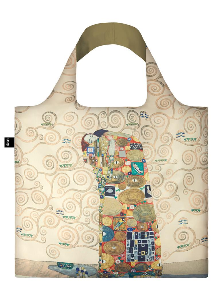 Tote Bag - Gustav Klimt The Fulfillment