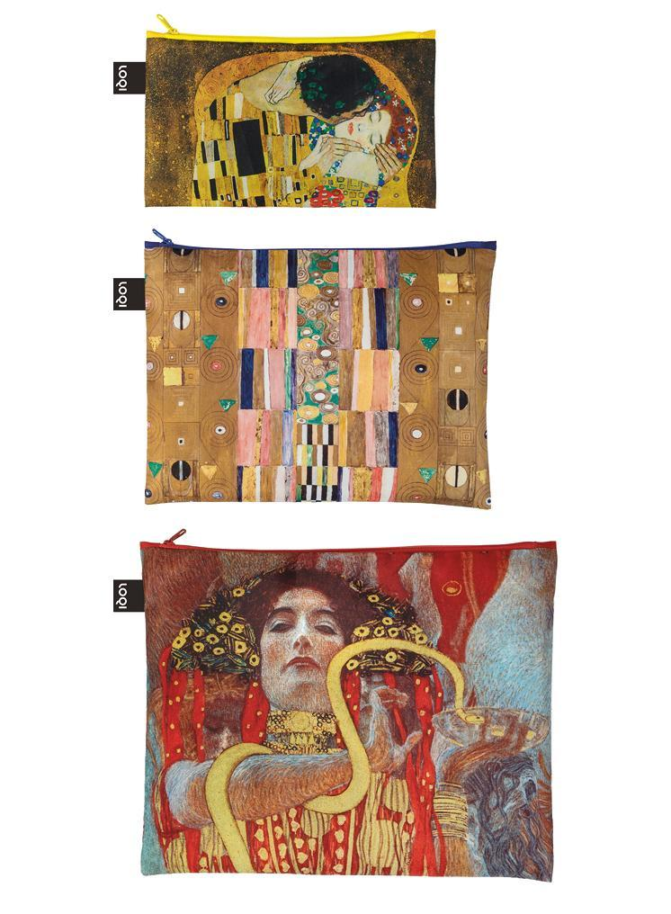 ZIP POCKETS - MUSEUM Klimt