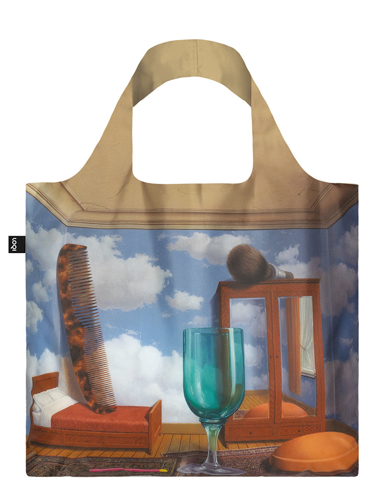Tote Bag - René Magritte Personal Values