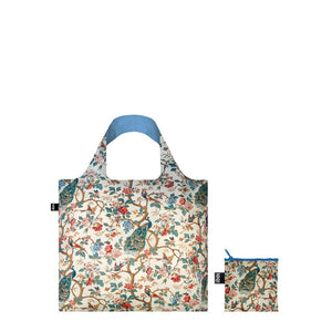 Tote Bag - Anonymous Peacock & Peonies