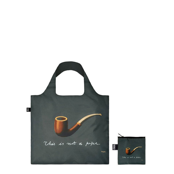 Tote Bag - René Magritte The Treachery Of Images