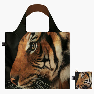 Tote Bag - NATIONAL GEOGRAPHIC Malayan Tiger