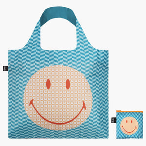 Tote Bag - SMILEY Geometric