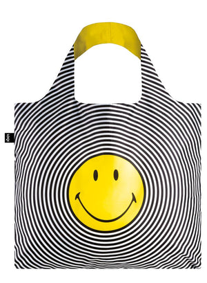 Tote Bag -Spiral Smiley