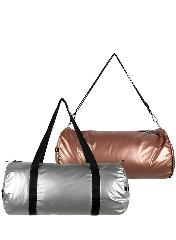 WEEKENDER - METALLIC Sliver/ Rose Gold