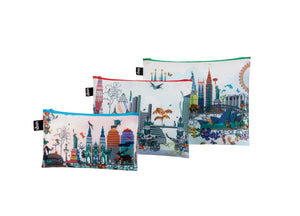 ZIP POCKETS - KRISTJANA S WILLIAMS INTERIORS World Skyline