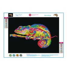 Load image into Gallery viewer, Chameleon - Partial Round Diamond -