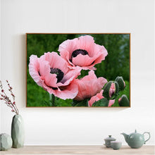 Load image into Gallery viewer, Blooming Flower - Partial Round Diamond - 40x30cm