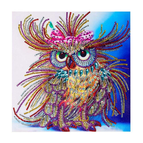 Animal 5D Diamond Painting DIY Craft Needlework