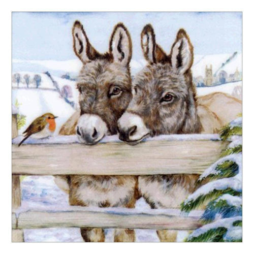 Little Donkey DIY Full Drill Diamond Painting Decor