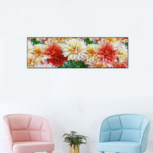 Load image into Gallery viewer, Novelty Flower 5D DIY Full Drill Diamond Painting