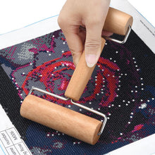 Load image into Gallery viewer, Wooden Roller for Art Tools