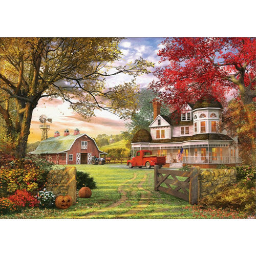 5D DIY Full Drill Diamond Painting Garden Life Kits