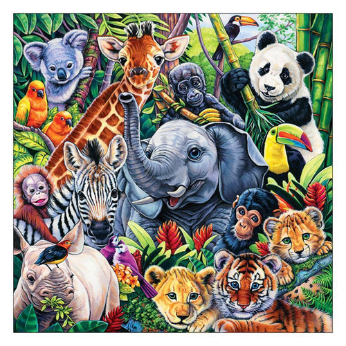 Animal 5D DIY Full Drill Diamond Painting