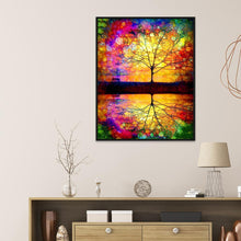 Load image into Gallery viewer, Gorgeous Tree - Full Round Diamond - 40x30cm