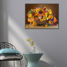 Load image into Gallery viewer, Flower - Full Round Diamond - 30x40cm