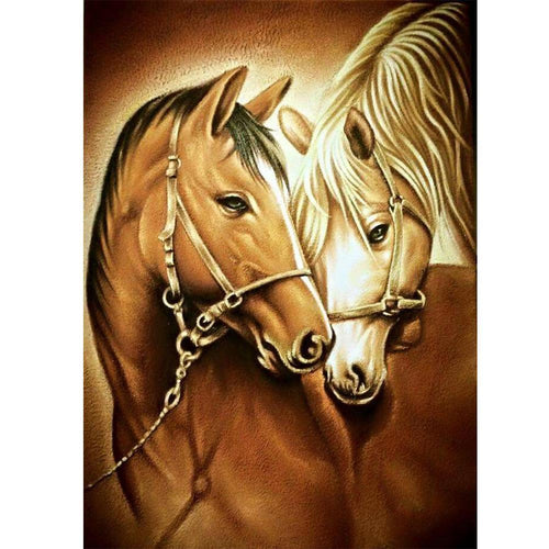 Cute Animals 5D DIY Full Drill Diamond Painting
