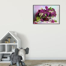 Load image into Gallery viewer, Bouquet  - Full Round Diamond - 40x30cm