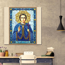 Load image into Gallery viewer, Religion  - Special Shaped Diamond - 40x30cm