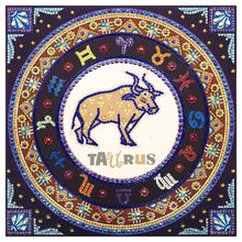 Load image into Gallery viewer, Taurus  - Special Shaped Diamond - 35x35cm