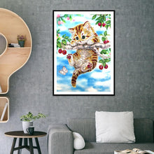 Load image into Gallery viewer, Animals  - Special Shaped Diamond - 30x40cm