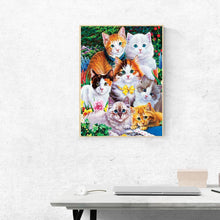 Load image into Gallery viewer, Animal - Full Round Diamond - 30x40cm