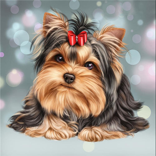 Dog 5D DIY Full Drill Diamond Painting