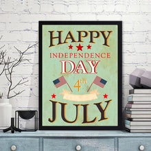 Load image into Gallery viewer, Independence Day  - Full Round Diamond - 30x40cm