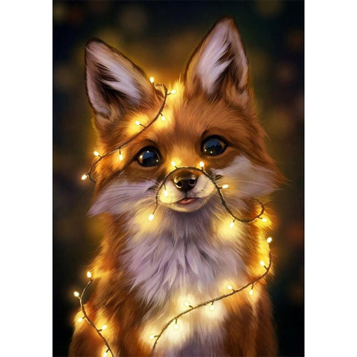 Animals 5D DIY Full Drill Square Diamond Painting