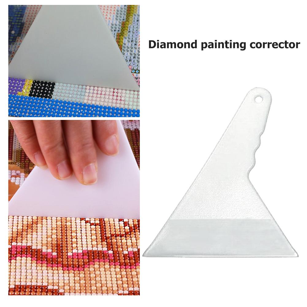 Diamond Painting Correction Mold Cross Stitch Drawing Corrector Adjuster