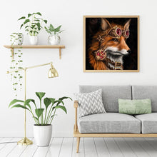 Load image into Gallery viewer, Animal - Full Round Diamond - 30x30cm