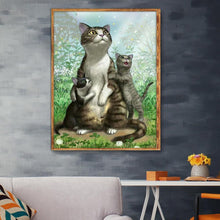 Load image into Gallery viewer, Animal 5D DIY Full Drill Diamond Painting