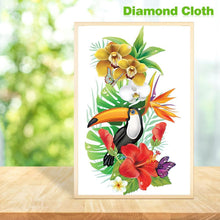 Load image into Gallery viewer, Flower Butterfly  - Full Round Diamond - 30x38cm