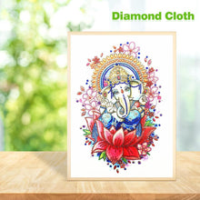 Load image into Gallery viewer, Elephant Trunk Buddha - Special Shaped Diamond - 30x40cm