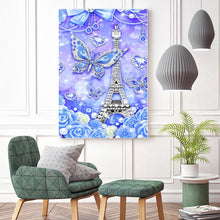 Load image into Gallery viewer, Butterfly 5D DIY Full Drill Diamond Painting