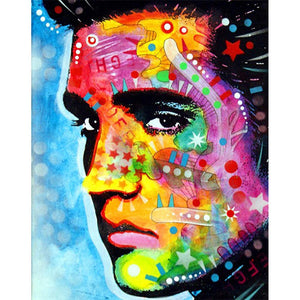 Colourful 5D DIY Full Drill Diamond Painting