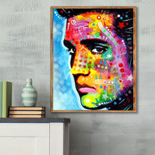 Load image into Gallery viewer, Colourful 5D DIY Full Drill Diamond Painting