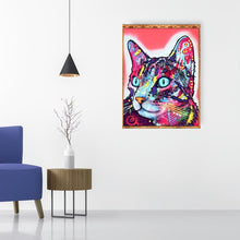 Load image into Gallery viewer, Animal - Full Round Diamond - 40x30cm
