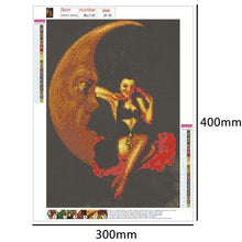 Load image into Gallery viewer, Character - Full Round Diamond - 40x30cm