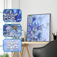 Load image into Gallery viewer, Butterfly  - Special Shaped Diamond - 30x30cm
