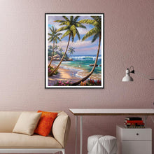 Load image into Gallery viewer, Sea View  - Full Round Diamond - 30x40cm