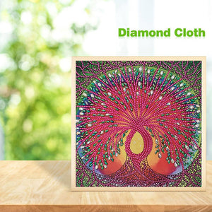 Tree Special Shaped Painting5D DIY Diamond Painting