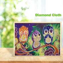 Load image into Gallery viewer, Animal Special Shaped Painting5D DIY Diamond Painting