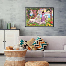 Load image into Gallery viewer, Animal Full Drill 5D DIY Diamond Painting