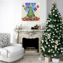Load image into Gallery viewer, 5D DIY Special Shaped Diamond Painting Christmas Tree Embroidery Craft Kits